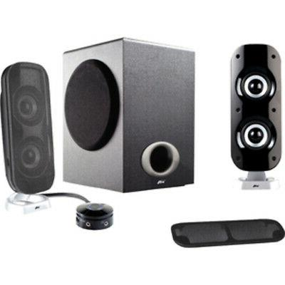 ca 3810 3pc 38w subwoofer powered pc