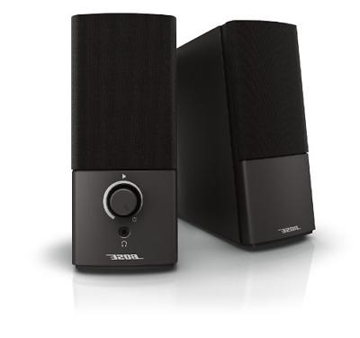 Bose Companion 2 Series III Multimedia Speakers - for PC wit