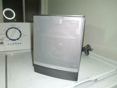 companion 5 multimedia pc speaker system powered