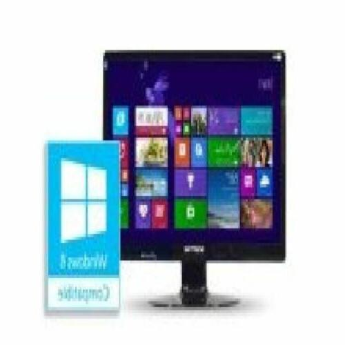 20 LED Screen Lit Gaming DVI VGA Ports