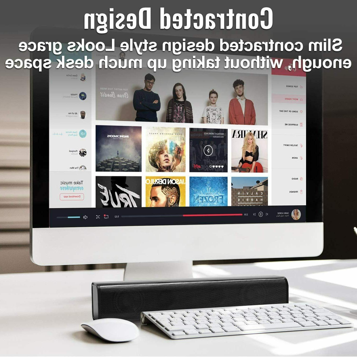 USB Aux Speakers for