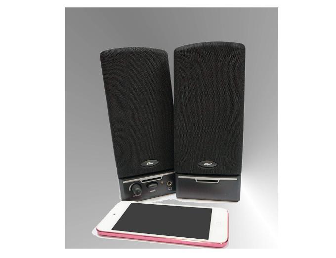 Computer Speaker System Set Desktop Multimedia For