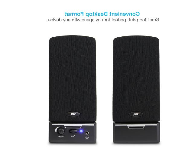 Computer Speaker Set Desktop Multimedia Speakers For