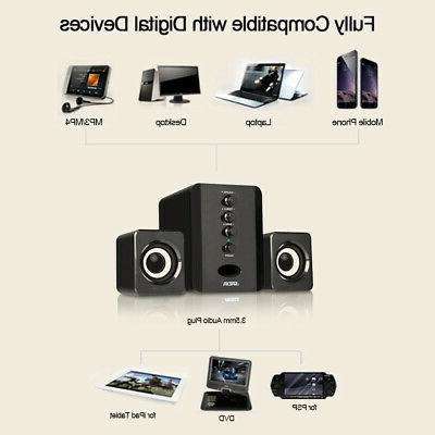 Mini Speakers Audio System Subwoofer