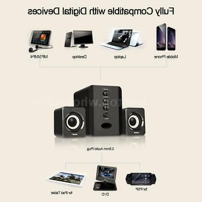 Computer Speakers Desktop PC Player
