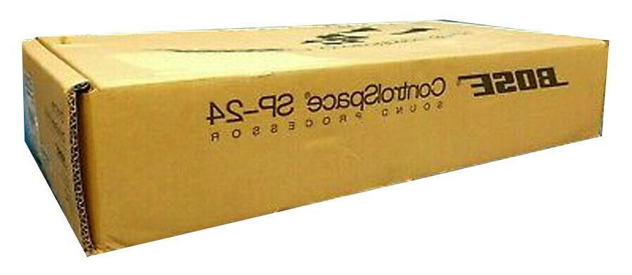 controlspace sp 24 sound processor brand new