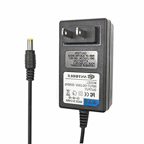 Antoble 6.5ft Cord AC Adapter charger Bose Companion II, III, 2, PC