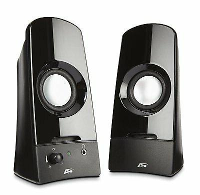 curve sonic 2 0 speaker system 3