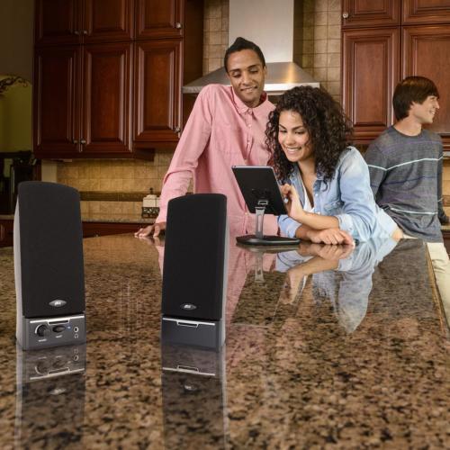 Cyber Acoustics CA-2014 Desktop Computer 2.0