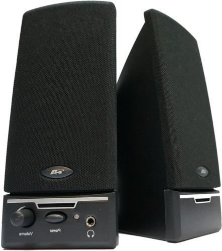 Cyber Acoustics Multimedia Desktop PC