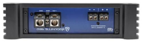 Rockville 6000 RMS 2 Amplifier Audio Amp