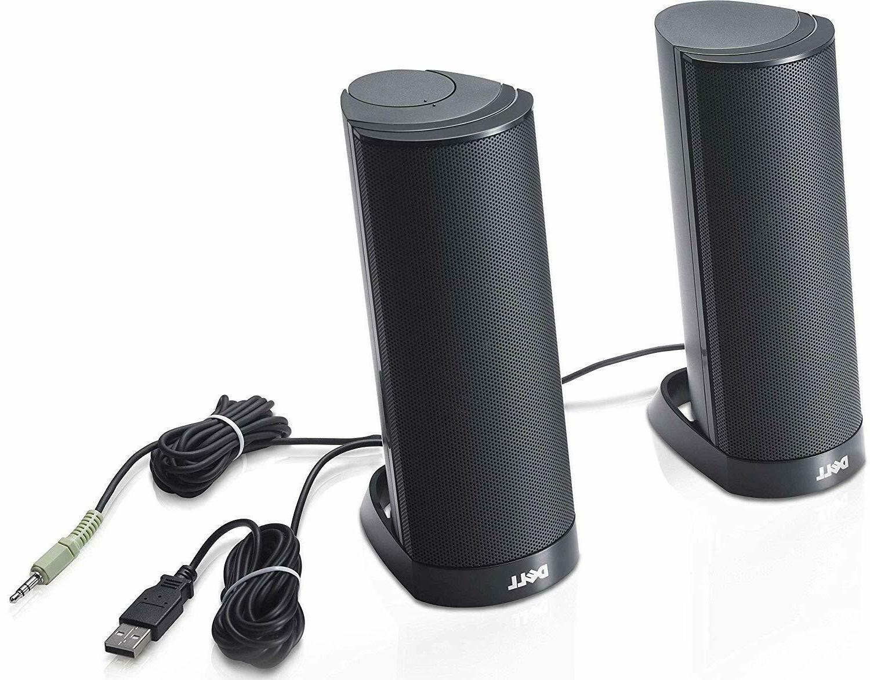 Stereo Computer Dell Pc Desktop Speaker