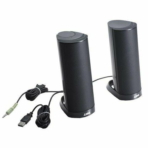 ***NEW Factory Sealed*** Dell Computer Speakers AX210 USB St