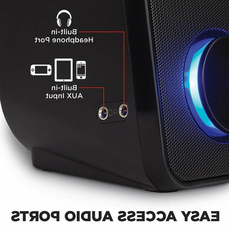 Desktop Speakers Laptop and UB2 USB Powered Multimedia
