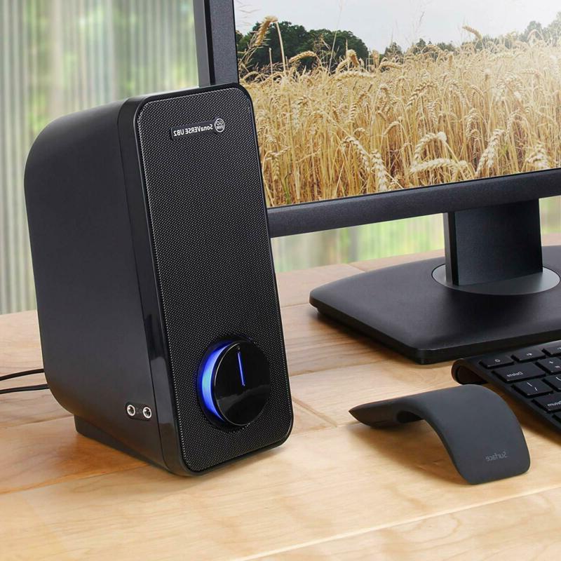 Desktop Speakers UB2 USB