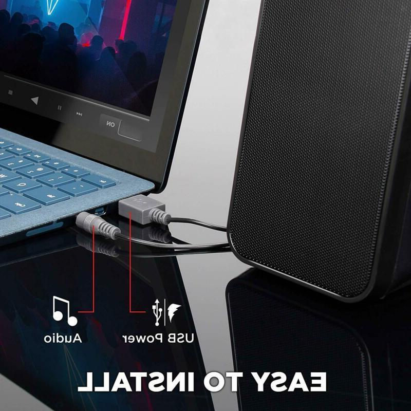 Desktop Laptop and PC UB2 USB Powered