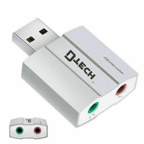 DTECH Card Adapter Converter
