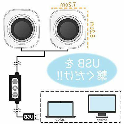 ELECOM 5W USB MS-P08USBWH w/Tracking#