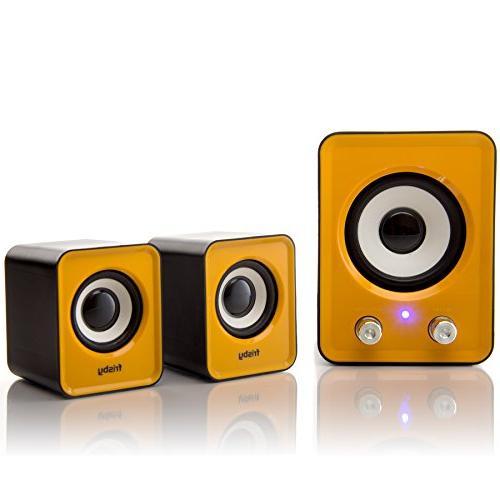 Frisby FS-2700 2.1 Ch PC Desktop Tablet Woofer Speaker for Home or