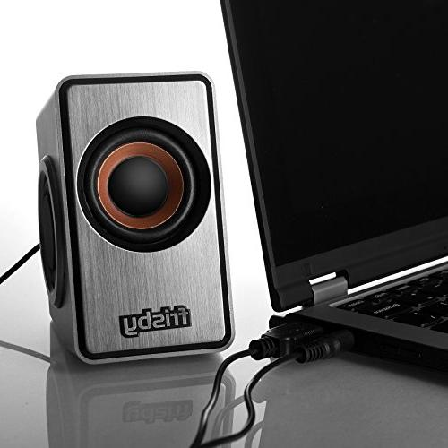 Desktop Multimedia Speakers
