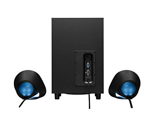 Logitech G560 LIGHTSYNC Gaming Speakers with Driven RGB