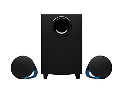 g560 lightsync pc gaming speakers with game
