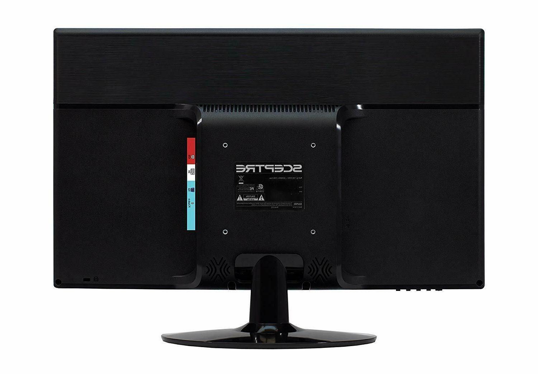"Gaming LED 20"" Screen HDMI DVI VGA LED Speakers Vesa"