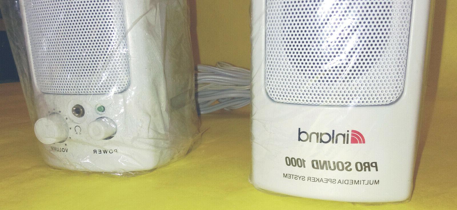 Genuine PRO 1000 AMP PC, and Speakers