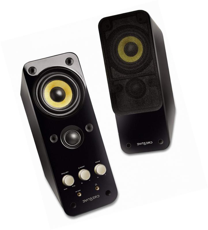 Creative Series II - Speakers PC 14 by