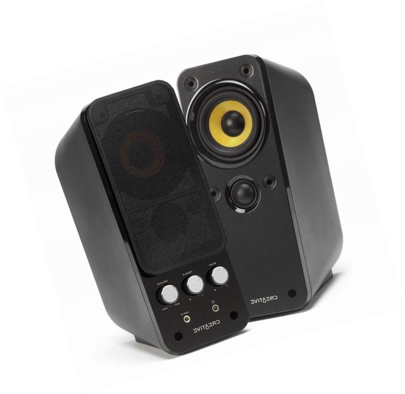 Creative GigaWorks II Speakers Multimedia PC watts RMS by