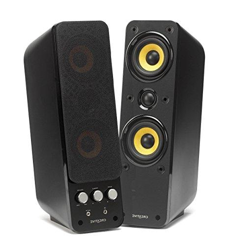 Creative Labs GigaWorks T40 Series II 2.0 High-end Speakers,