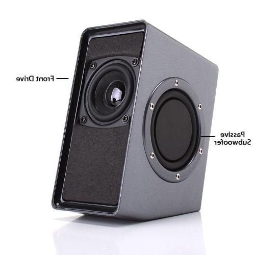 GOgroove Multimedia Speaker Powered Control