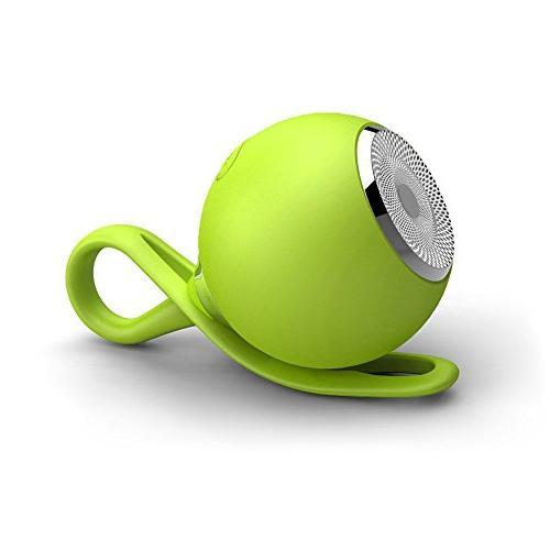 green waterproof ball shape wireless