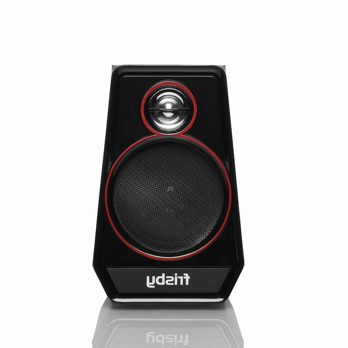 Home Office PC Audio System Subwoofer Remote