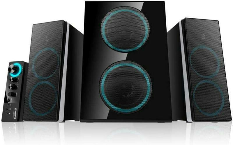 ineo Speakers with Subwoofers and Individual