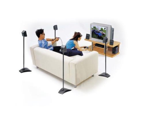 Creative Inspire 7.1 Powered Surround Sound Speaker System