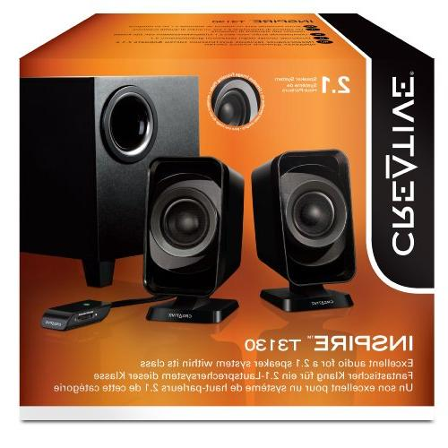 Creative 2.1 Multimedia Speaker System
