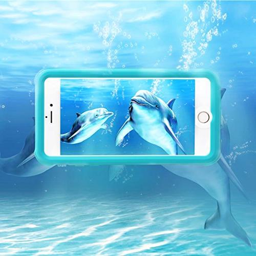 iPhone 6/iPhone Case, inch Body Sandproof for Swimming Diving