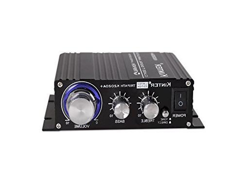 Kinter K2020A+ Limited Original Tripath TA2020-020 Hi-Fi Audio with 5A Supply