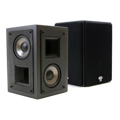 ks 525 thx surround speakers pair