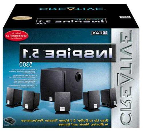 Creative Labs 5300 Inspire 5.1 Computer