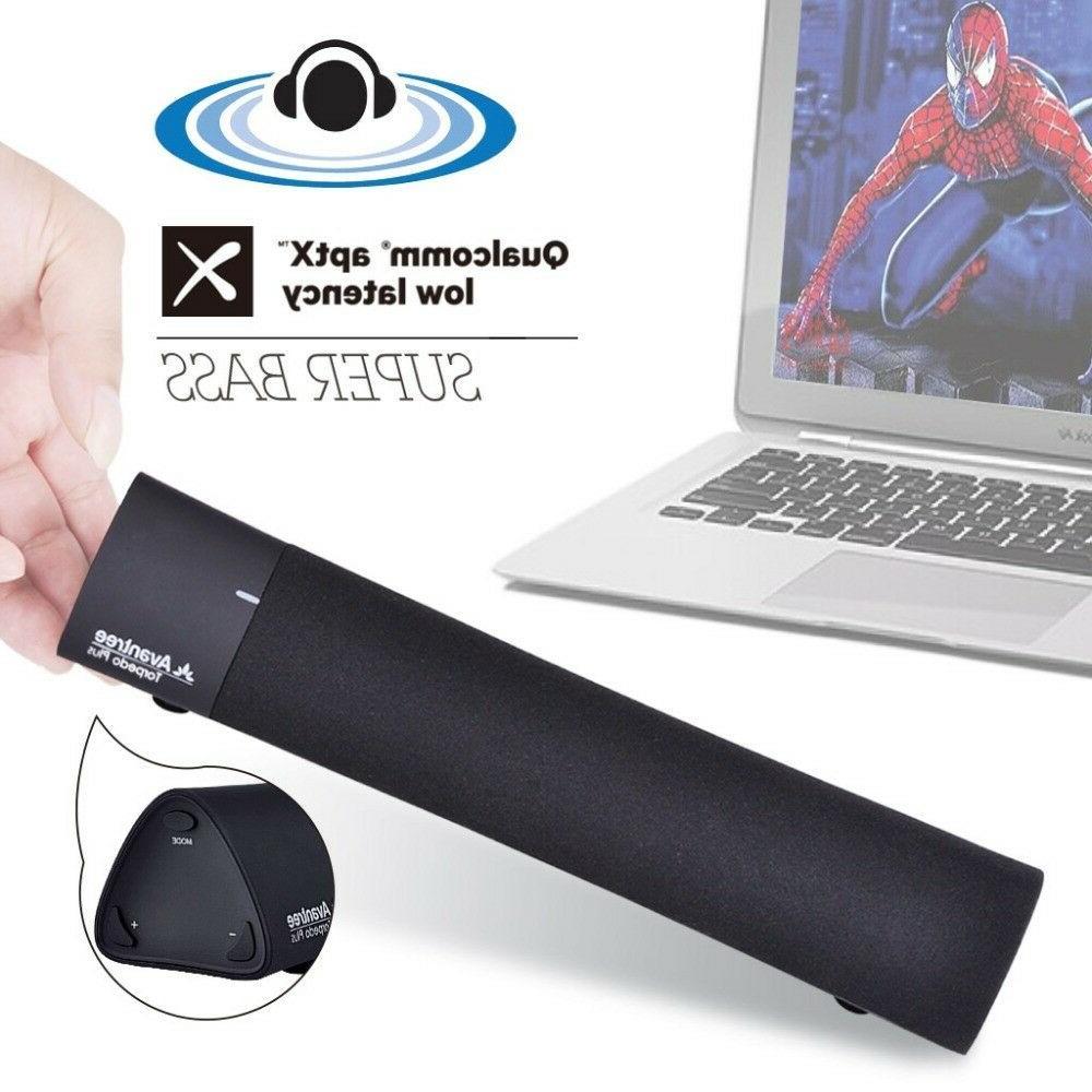 laptop bluetooth speakers wireless soundbar ipad tablet