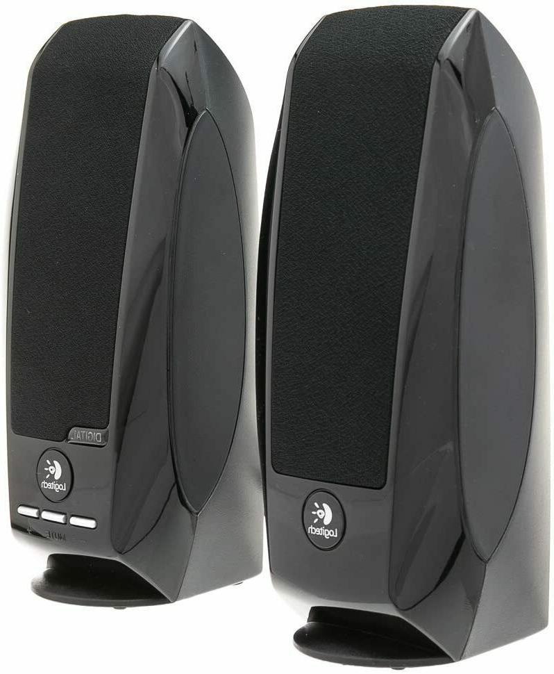logitech 150 usb speaker system
