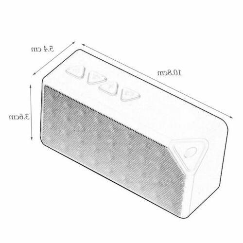 LOT Wireless Stereo Speaker Phon Tablet PC B2