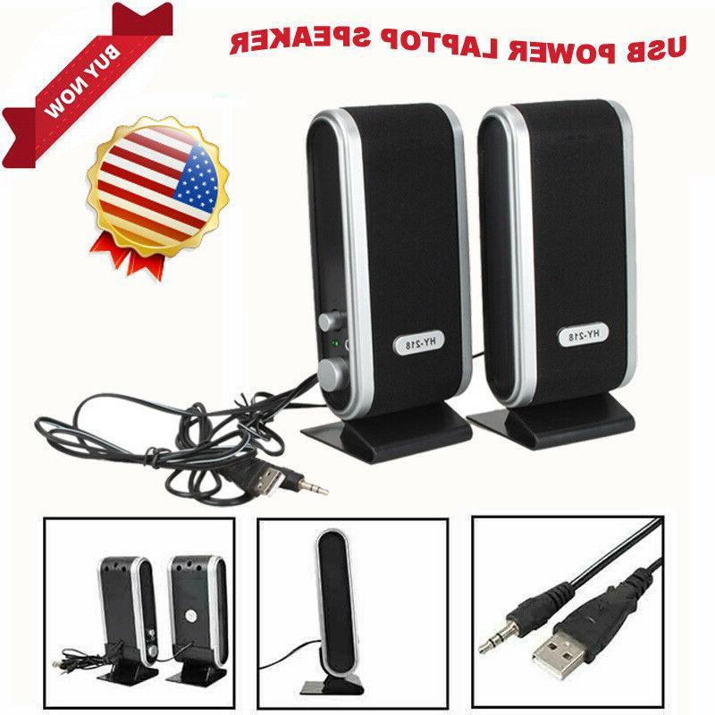 mini 6w usb 3 5mm power speaker