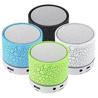 mini a9 bluetooth wireless speaker tf portable