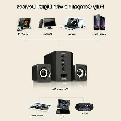 USB Stereo 3D Bass