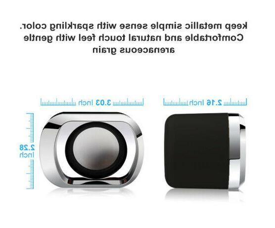 Mini Speakers PC Desktop Laptop Stereo Sound Multimedia