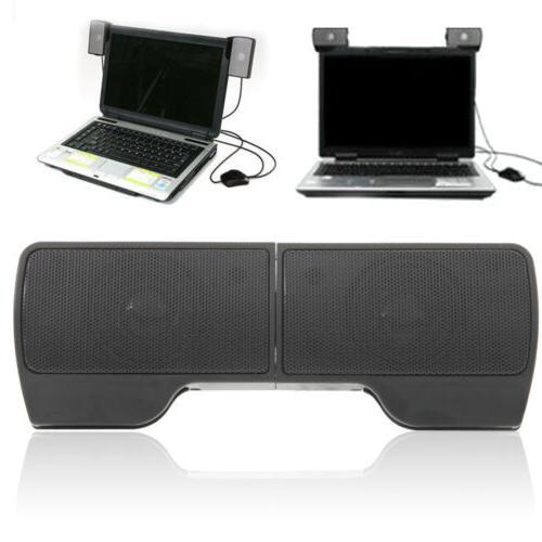 mini portable computer usb speaker