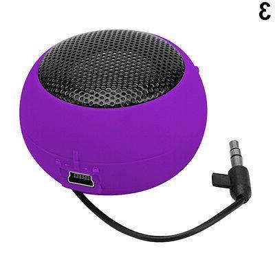 Mini Portable Speakers For
